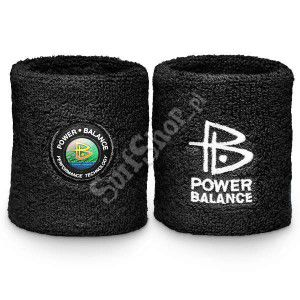 OPASKA FROTKA POWER BALANCE BLACK/WHITE