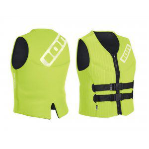 KAMIZELKA ION  BOOSTER VEST  2017 LIMONKOWY