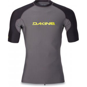 LYCRA DAKINE MENS HEAVY DUTY SNUG FIT SS SZARY|CZARNY