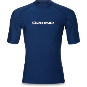 LYCRA DAKINE MENS HEAVY DUTY SNUG FIT SS 2017 GRANATOWY