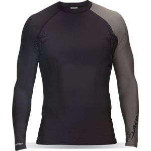LYCRA DAKINE MENS TWILIGHT SNUG FIT LS 2016 CZARNY