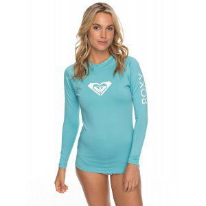 LYCRA ROXY WHOLE HEARTED LS 2018 NIEBIESKI
