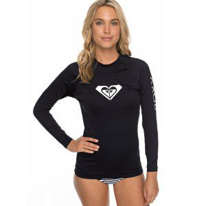 LYCRA ROXY WHOLE HEARTED LS 2018 CZARNY