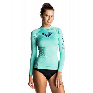 LYCRA ROXY  WHOLE HEARTED LS  2017 NIEBIESKI