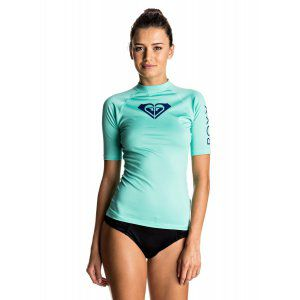 LYCRA ROXY  WHOLE HEARTED SS  2017 NIEBIESKI