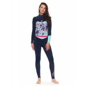 PIANKA NEOPRENOWA ROXY POP SURF 3|2MM CHEST ZIP 2018 GRANATOWY