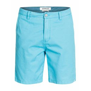 SPODENKI  QUIKSILVER  EVERYDAY CHINO SHORT  2015 NIEBIESKI
