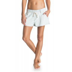 SZORTY ROXY BEACHY BEACH DENIM SHORTS 2016 NIEBIESKI