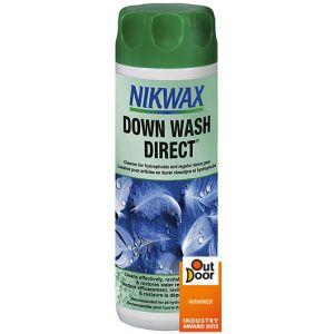 ŚRODEK CZYSZCZĄCY I IMPREGNUJĄCY NIKWAX DOWN WASH DIRECT 300 ML