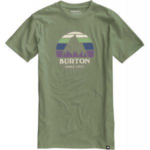 T-SHIRT BURTON  UNDERHILL  2017 ZIELONY