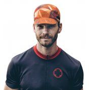 BIKE CAP ORANGE 2