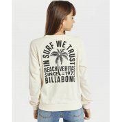 BLUZA BILLABONG LAGUNA BEACH WHITE 4