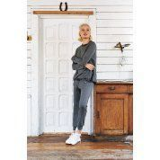 BLUZA COLORSHAKE LONDON GREY NEON 4