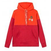 BLUZA FEMI STORIES NEMOS FLAME ORANGE 1