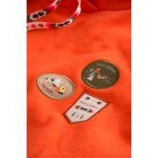 BLUZA FEMI STORIES NEMOS FLAME ORANGE 2