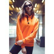 BLUZA JUNGMOB INDEPENDENT ORANGE 6