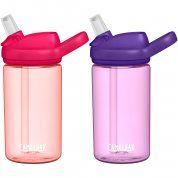 BUTELKA CAMELBAK EDDY+ KIDS 2-PACK GRAPEFRUIT|DUSTY LAVENDER 1