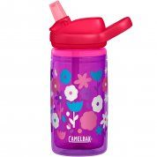BUTELKA CAMELBAK EDDY+ KIDS INSULATED FLOWER POWER PINK 1