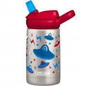 BUTELKA CAMELBAK EDDY+ KIDS INSULATED STAINLESS STEEL UFOS RED|BLUE 1