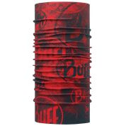CHUSTA BUFF HIGH UV PROTECTION CRASH FIERY RED