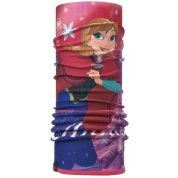 CHUSTA BUFF POLAR JUNIOR FROZEN ANNA MARDI GRAPE