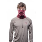 CHUSTA BUFF WOOL LIGHT SOLID WINE 1