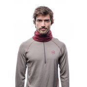 CHUSTA BUFF WOOL LIGHT SOLID WINE 2