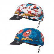CZAPKA DWUSTRONNA BUFF CHILD CAP SPIDERMAN KABOOM MYLTI GREY