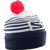 CZAPKA SALOMON IZI BEANIE WHITE|NIGHT SKY 403528