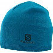 CZAPKA SALOMON SALOMON BEANIE MORROCAN BLUE 402845