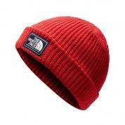 CZAPKA THE NORTH FACE SALTY DOG RED