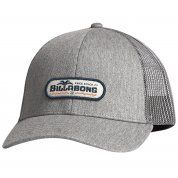 CZAPKA Z DASZKIEM BILLABONG WALLED 1009 HEATHER GREY