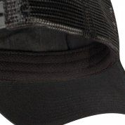 CZAPKA Z DASZKIEM BUFF TRUCKER CAP TABLE MOUNTAIN BLACK WEWNĄTRZ