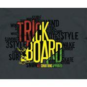 TRICKBOARD ART grafika