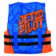 KAMIZELKA JET PILOT CAUSE YOUTH NYLON BLUE 2