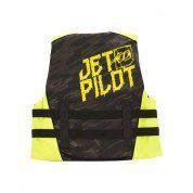 KAMIZELKA JET PILOT CAUSE YOUTH|TEEN NYLON 50N BLACK|YELLOW 19084 2