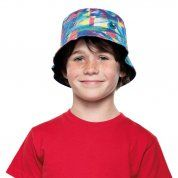 KAPELUSZ BUFF BUCKET HAT KIDS SPIROS MULT 2