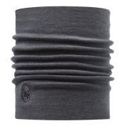 KOMIN BUFF WOOL THERMAL NECKWARMER GREY