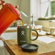 KUBEK TERMICZNY HYDROFLASK 12 OZ COFFEE MUG NALEWANIE PŁYNU