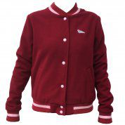 KURTKA BALTICA BOMBER RED 1