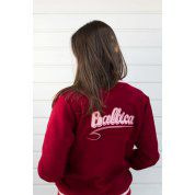 KURTKA BALTICA BOMBER RED 4