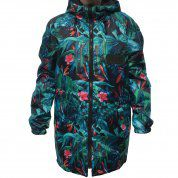 KURTKA JUNGMOB MYSTERY JUNGLE RAIN JACKET 1