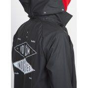 KURTKA VOLCOM V.I. RAIN JACKET A1511905-BLACK 4