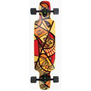 LONGBOARD LANDYACHTZ DROP CARVE 37 NAUTICAL 2