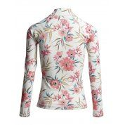 LYCRA BILLABONG FLOWER LS S4GY07BIP0 4194 SALT CRYSTAL TYŁ