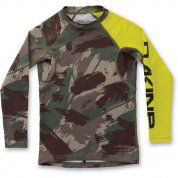 LYCRA DAKINE BOYS HEAVY DUTY SNUG FIT LS CAMO 1