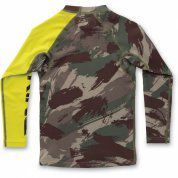 LYCRA DAKINE BOYS HEAVY DUTY SNUG FIT LS CAMO 2
