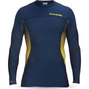 LYCRA DAKINE MENS WRATH SNUG FIT LS MIDNIGHT