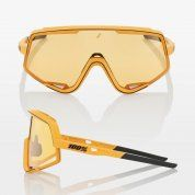 OKULARY 100% GLENDALE SOFT TACT MUSTARD|SOFT YELLOW 2