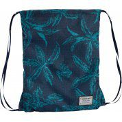 PLECAK BURTON CINCH BAG TROPICAL PRINT